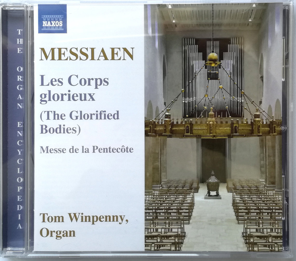 CD Messiaen